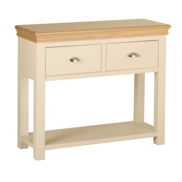 Linton Console Table 2 Drawer